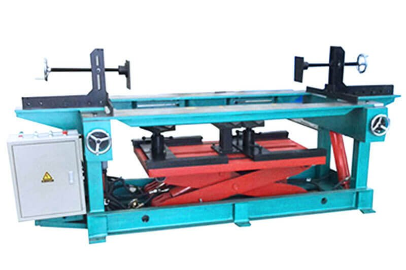 Core Coil Assembly Table