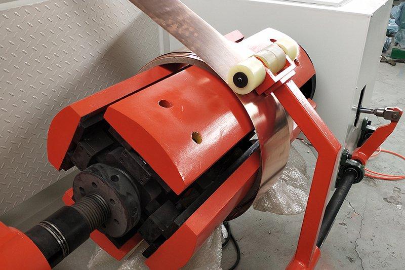 LV Foil Winding Machine