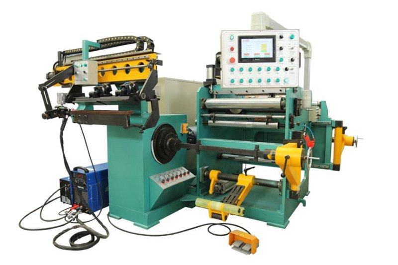 Transformer Foil Winding Machine