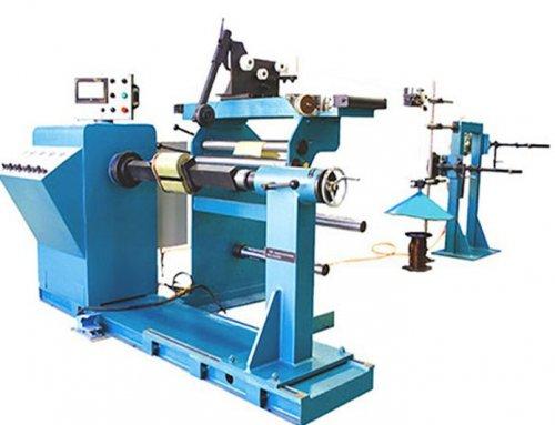 Power Transformer Winding Machine