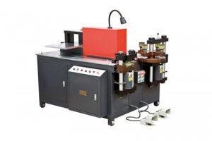 Busbar Multifuction Processing Machine