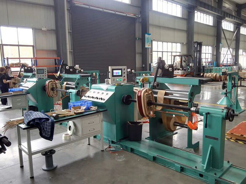 automatic winding machine