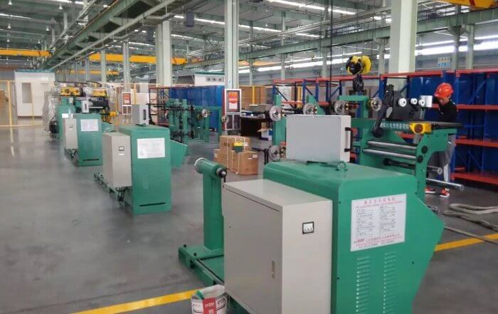 cnc coil winding machine