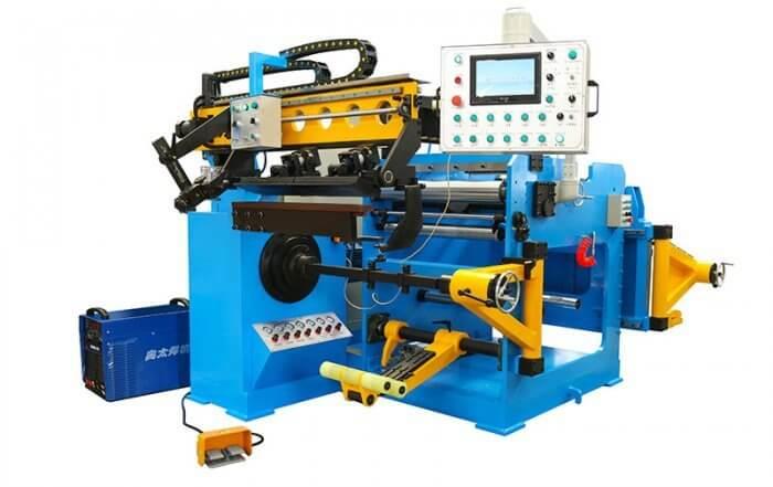 Semi Automatic Foil Winding Machine