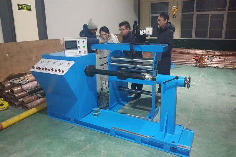 transformer winding machine suppliers