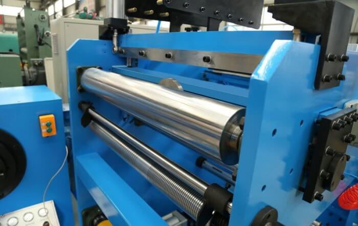 high winding tensions foil winder