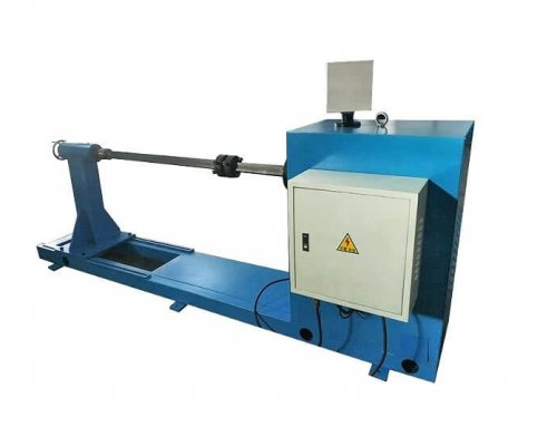 High and Low Voltage coil winding machine