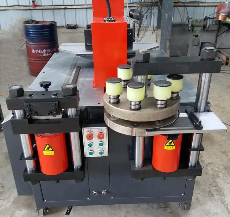 Hydraulic Busbar Machine