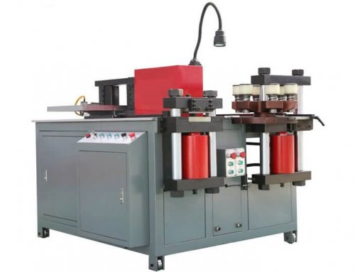 manual busbar bending machine Precautions for hydraulic oil