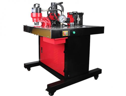 Busbar Punching Bending Cutting Machine