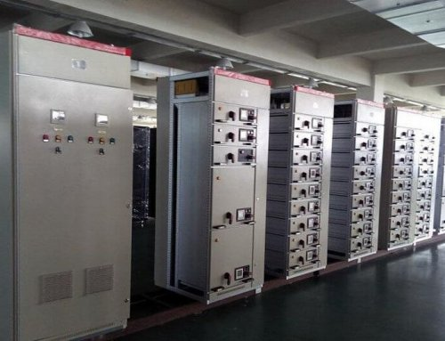 Switchgear:The main components and principles