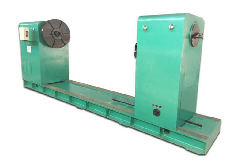 transformer manual coil winding machine